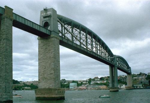 イギリスの橋: ロイヤル アルバート橋(Royal Albet Br)